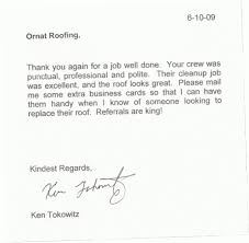 Thank You Letter To Employee For Job Well Done Cute Letter Thank You