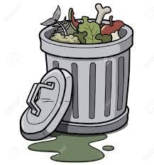 Image result for smelly trash