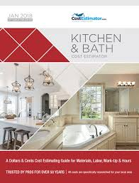 Bathroom Remodeling Books Extraordinary Kitchen Bath Cost Estimator HOMETECH SYSTEMS
