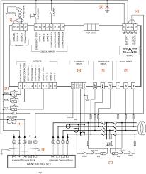 ats control panel wiring diagram genset controller fine blurts me 1