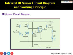 infrared ir sensor circuit diagram and working principle jpg cb  3 elprocus com infrared ir sensor circuit diagram