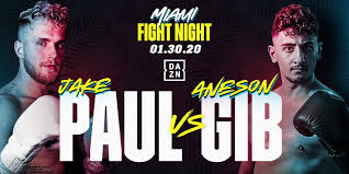 The event is available to purchase for $59.99 on fite. Jake Paul Vs Gib How To Watch Fite