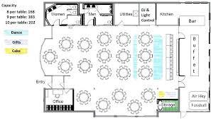 Wedding Layout Generator Wedding Reception Layout Generator Creative Flowchart Design