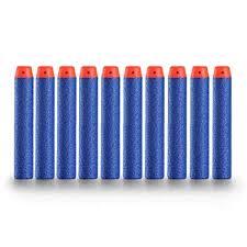 aHook <b>100pcs</b> 7.2cm Refill Darts for Nerf N-strike Elite <b>Series</b> - Blue