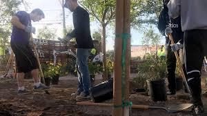 city to open healing garden in downtown las vegas