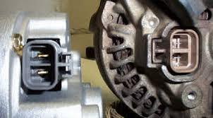 dodge plymouth neon alternator upgrade regulator plug adaptor