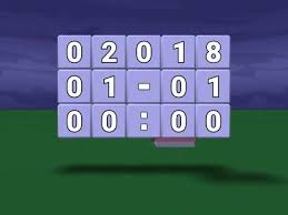 Blocksworld Play 3 Minutes New Years Countdown To 2018