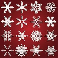 Beautiful Snowflake Patterns Vector Download Free Vectors Graphic