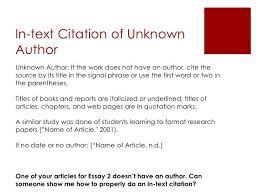Apa Citation In Text Apa Citation In Text Website No Author Google Search
