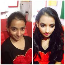 best make up course in north delhi