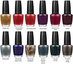 Latest Opi Nail Polish Colors List And Names