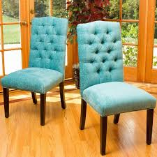 christopher knight home crown top fabric dining chair set of 2