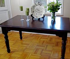 image of refinish dining room table ideas