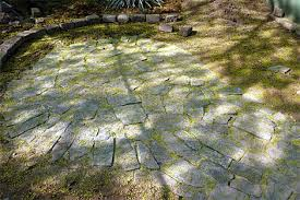 flagstone patio with grass. Advertisement - Continue Reading Below Flagstone Patio With Grass
