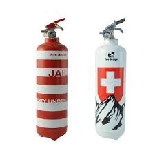 Fire Design - Decorative Fire Extinguishers (3)