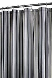 pictures gallery of magnificent striped shower curtains and ticking stripe ruffle shower curtain pottery barn