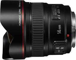 Купить фотообъектив <b>Yongnuo 14mm F2.8</b> Canon по выгодной ...