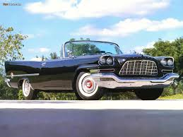 1957 Chrysler 300 - Information and photos - MOMENTcar