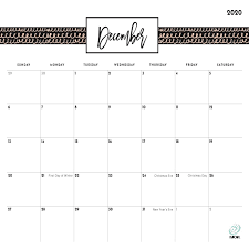 November 2020 Calendar Clip Art 2020 Printable Calendars 9 Free Printable Calendar Designs
