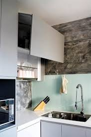kitchen by free space intent