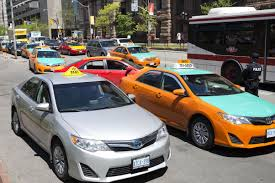 Taxi Advertising And Design Toronto Judge Rejects 1 7 Billion Taxi Industry Suit Targeting