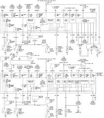 ford truck f ton p u wd l mfi ohv cyl repair 24 body wiring diagram continued 1995 96 vehicles