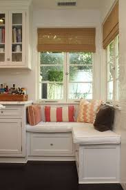 Love this idea.particularly if there is room for a nice table there to  convert that space to a seating nook.