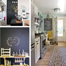 Kitchen Chalkboard Wall The Modern Chalkboard Cornflake Dreams