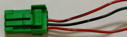 jackal s diy s2k push button engine start switch in ej1 eg the three wires installed locking tab up in this picture red is in the 5 position and will be out input power blk is output power in the 4