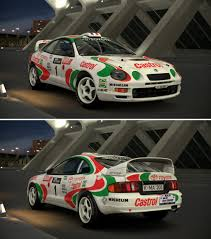 Toyota CELICA GT-FOUR Rally Car (ST185) '95 by GT6-Garage on ...
