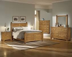 light wood bedroom furniture bedroom furniture wood brown oversized pine king bed hand painted