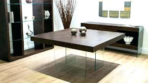 square dinning table seats 8 black dining room blue style for excellent dark wood white uk
