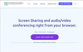Screen Sharing With Audio Apps Mohammed Lakkadshaws Blog