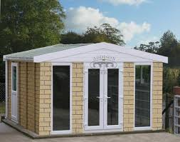 garden room office. current discount available apex brick or stone garden room office