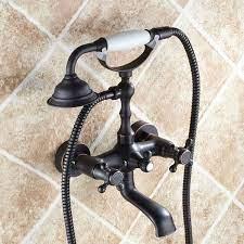 clawfoot tub wall mount tub faucet