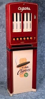 Cigar Vending Machine For Sale Enchanting Keep Your Cigars In A Vintage Cigar Dispenser If You Love Stogies