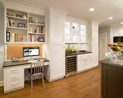 Small Picture Kitchen Desk Home Design Ideas Pictures Remodel and Decor
