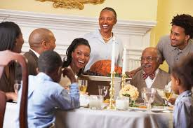 Image result for african american dinner party