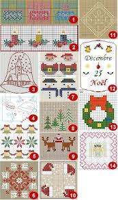 Christmas Charts 2009 Free Patterns And Charts Christmas Needle Work