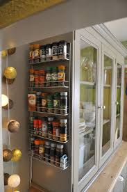 55 Most Thrilling Pull Out Spice Rack Down For Upper Cabinets Slide