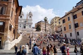Die spanische treppe zwischen himmel und erde. Spanische Treppe In Rom Warum Der Name Eigentlich Falsch Ist Rom Mal Anders