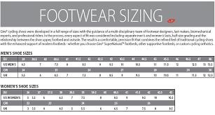 Pearl Izumi Cycling Shoes Size Chart Www Bedowntowndaytona Com