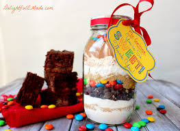 everyone loves brownies why not give it as a gift this easy m m