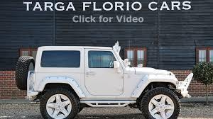 rubicon diablo jeep wrangler 2 door 3 6l v6 with pure white raptor specialist coating