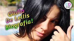 Giulia De Lellis Biografia Età Altezza Moda Rifatta Fidanzato