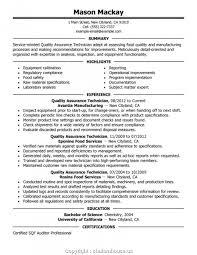 Management Resume Modern Modern Quality Management Resume Examples Quality Manager Resume