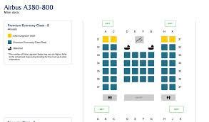 Flight Review Singapore Airlines A380 Premium Economy