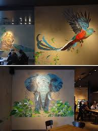 cameron moberg camer1 art at bayview starbucks in san francisco ca