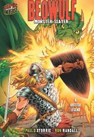 beowulf monster slayer norse myths for kids