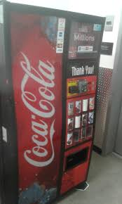 How To Get A Free Drink From A Vending Machine Simple Vending Machines General In Santa Ana CA